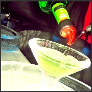 Chena Ice Museum Martini
