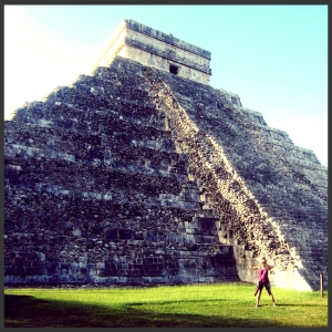 chichen itza, cancun, mexico