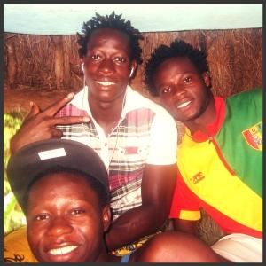 Ali Guinea Africa