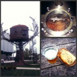 Dogfish Head Brewery in Delaware